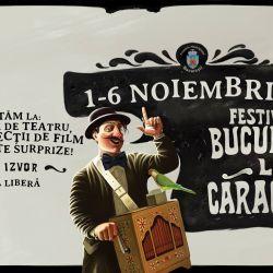 Bucureștii sunt ai lui Caragiale in noiembrie
