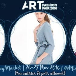 Art Fashion Fair - Holiday Market