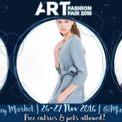 Art Fashion Fair  Holiday Market