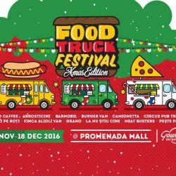 Food Truck Festival Xmas Edition