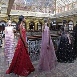 Valentino Pre-Fall, un show construit din vise