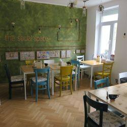 Hidden  the perfect social space